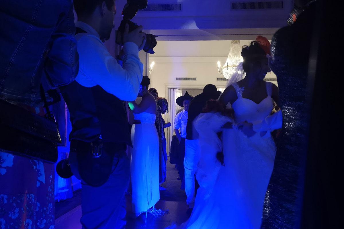 Hochzeit im Belvoirpark