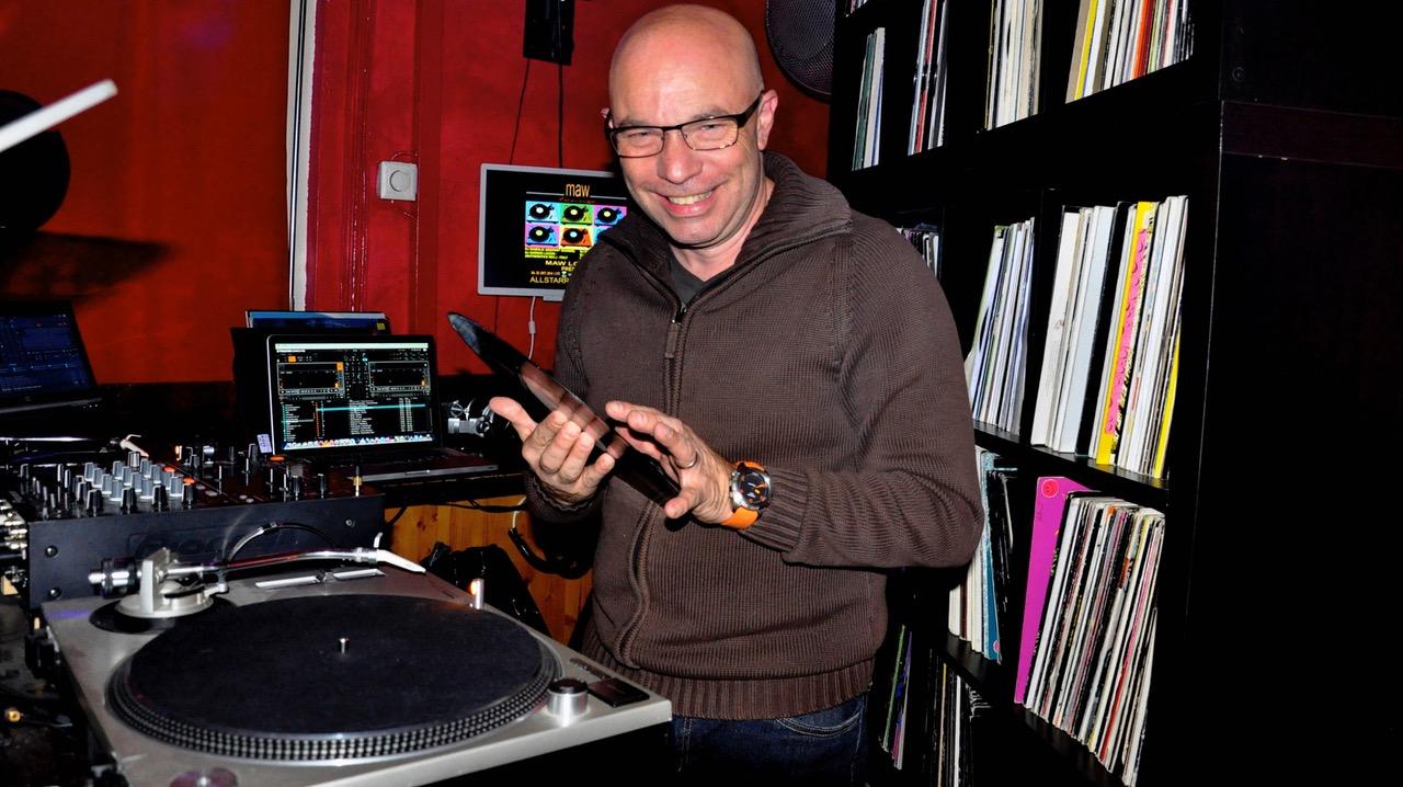 der Bischof Vinyl